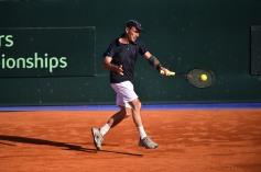 RENOULT_MS65  Tennis - 36th ITF Super-Seniors World Championships - Umag - ITF - Croatia - 2016 Photo Ray Giubilo